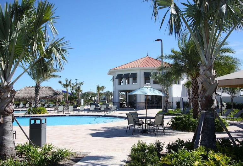 斯托里湖 4888 號酒店, 基西米, 單棟房屋, 多張床 (4888 Storey Lake), 泳池
