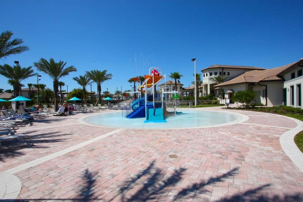 House, Multiple Beds (9075 Champions Gate) - Pool