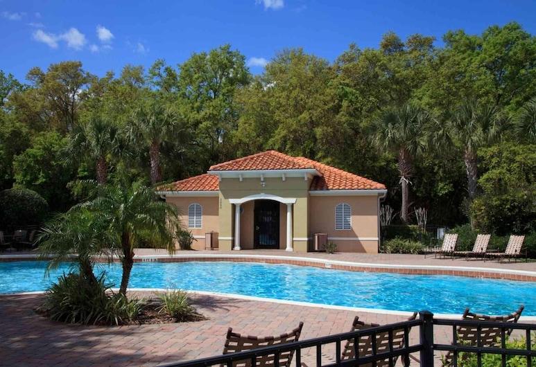 罗盘海湾 5113 号酒店, 基西米, 独立别墅, 多张床 (5113 Compass Bay), 游泳池