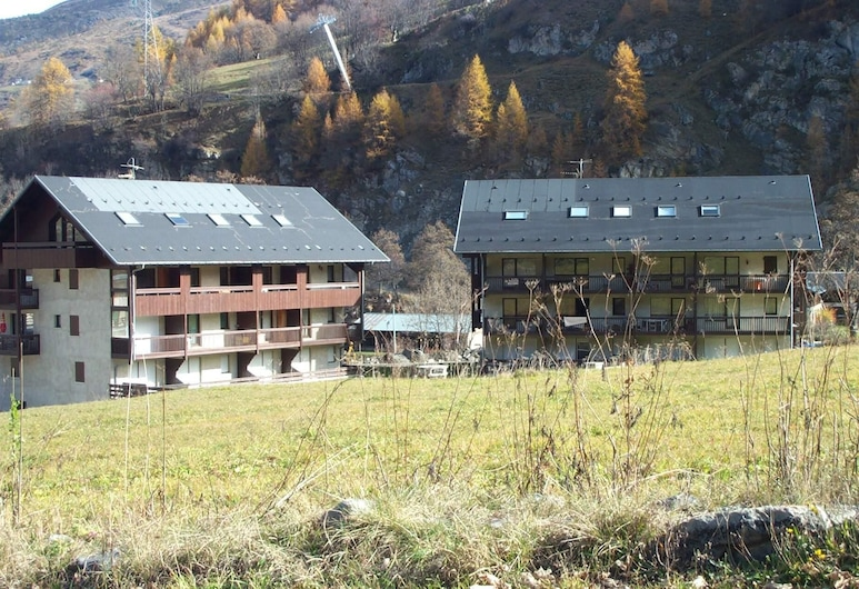 Plansd21 2 Rooms 4 People 2 Exposed South, Valloire