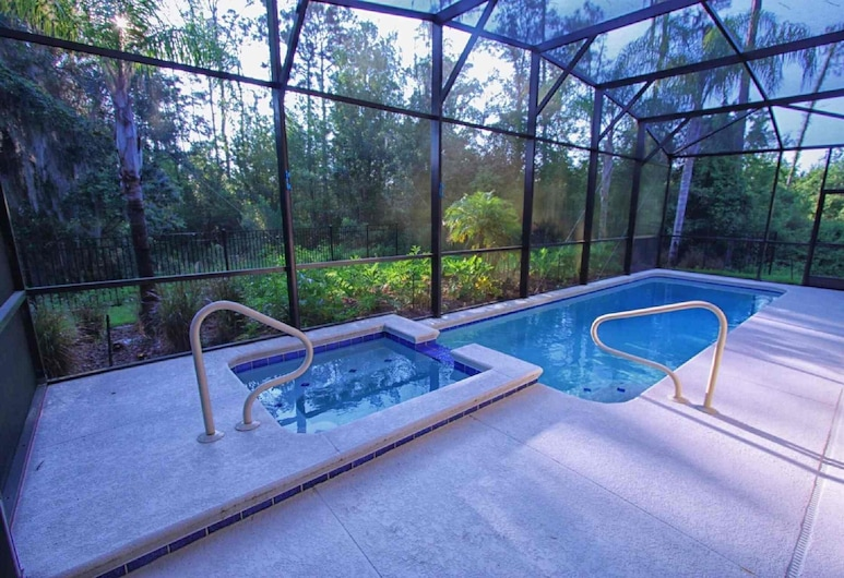 4970 Trafalgar Village, Kissimmee, Apartment, Mehrere Betten (4970 Trafalgar Village), Pool