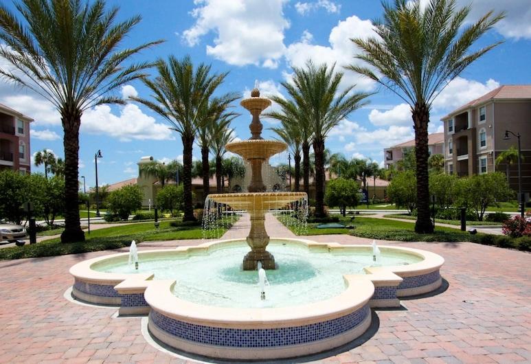 Vista Cay 4816, Orlando, Apartament, Wiele łóżek (Vista Cay 4816), Teren przynależny do obiektu