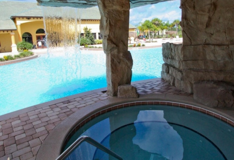天堂 8965 號酒店, 基西米, 公寓, 多張床 (8965 Paradise), 泳池