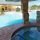 Apartamentai, Kelios lovos (8888 Paradise Palms) - Baseinas