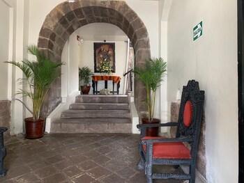 Picture of Killa Wasi in Cusco