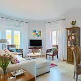 Căn hộ (3 Bedrooms) - Phòng khách
