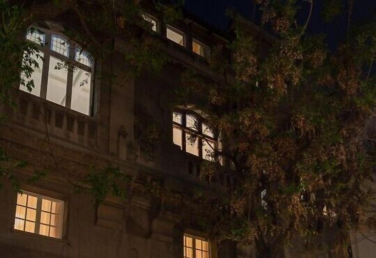 Hotel Boutique Casa Conde, Santiago, Voorkant hotel - avond/nacht