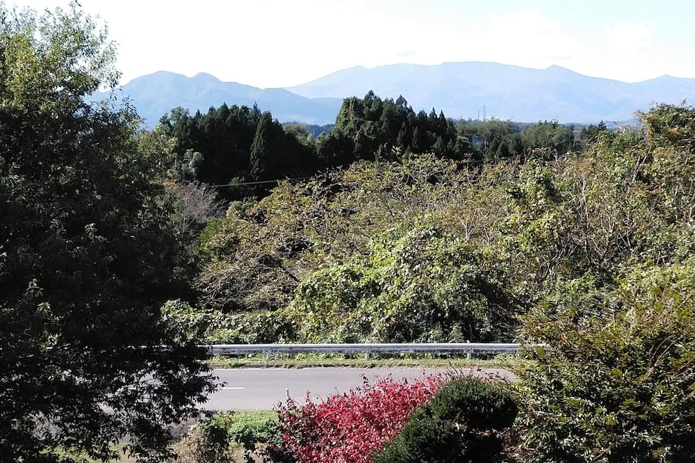 Japanese Style Room with Mountain View - City View