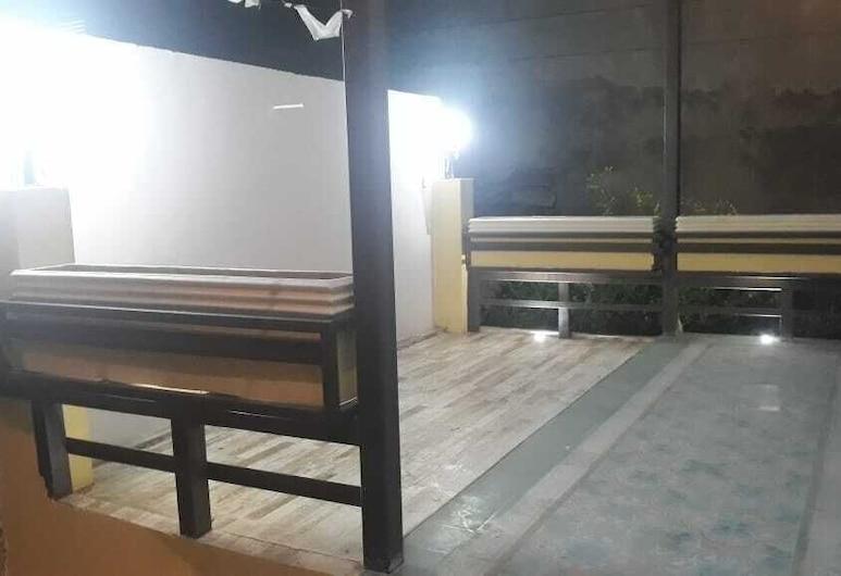 San Antonio Breezes Hostel, Cali, Taras/patio