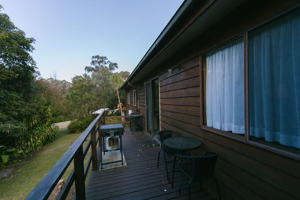 Hytte - Terrasse/patio