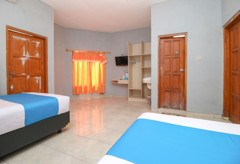 Airy Eco Syariah Blulukan Dua Solo, Colomadu, Superior Twin Room, Guest Room