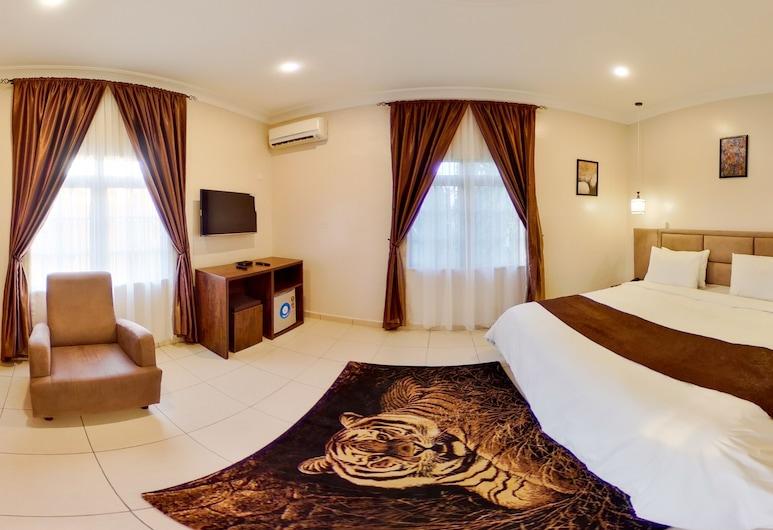 Centurion Apartments - Jabi, Abuja, Apartmán typu Deluxe, Izba