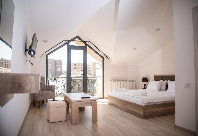 Hotel Maison Yerevan, Yerevan, Deluxe tweepersoonskamer, Kamer