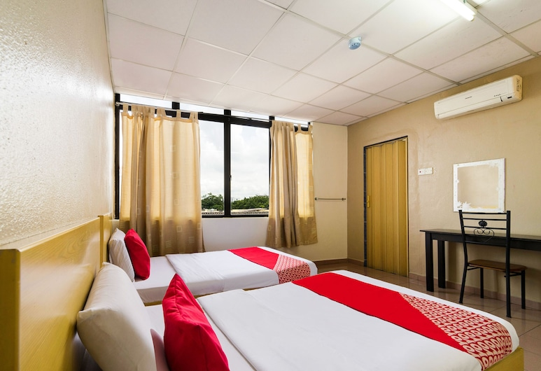 OYO 89461 CP Hotel, Butterworth, Deluxe-værelse med 2 enkeltsenge - 2 enkeltsenge, Værelse