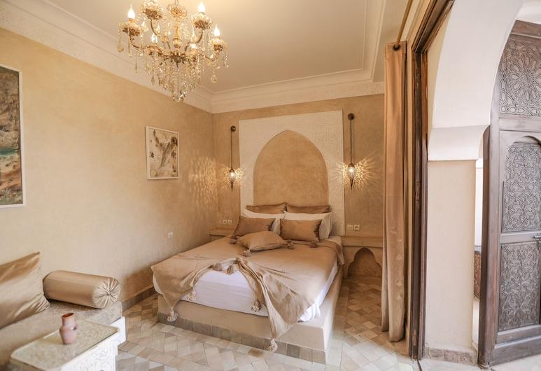Riad 7 Saints, Marrakech, Habitación doble superior, Habitación