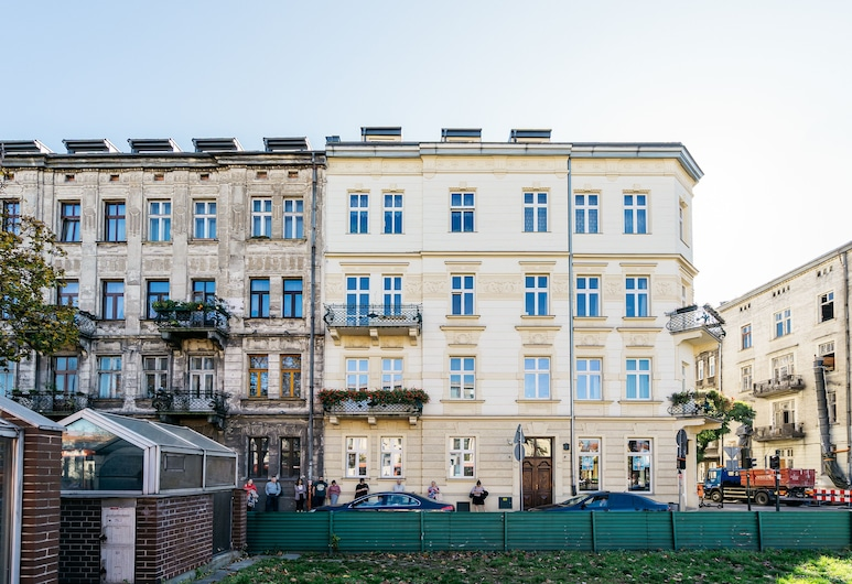 Penthouse Orzeszkowa by Loft Affair, คราคูฟ, ด้านหน้าที่พัก
