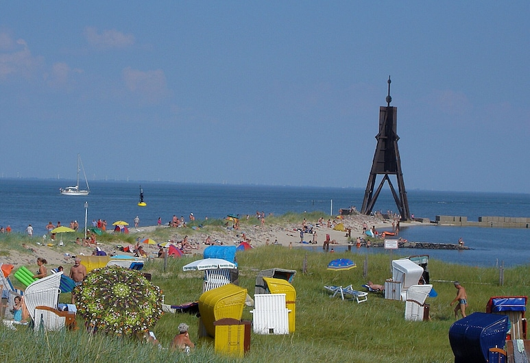 Hotel Seemeile, Cuxhaven, Strand