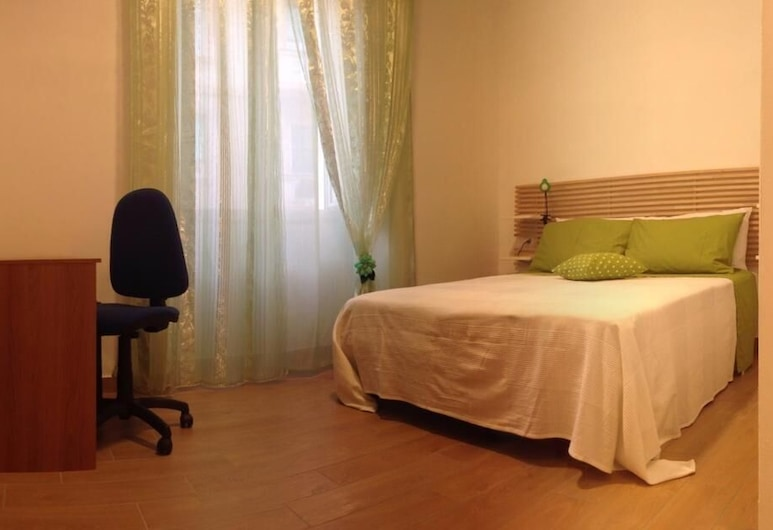 Bed & Breakfast Travellers, Napoli, Dobbelt- eller tomannsrom, Gjesterom