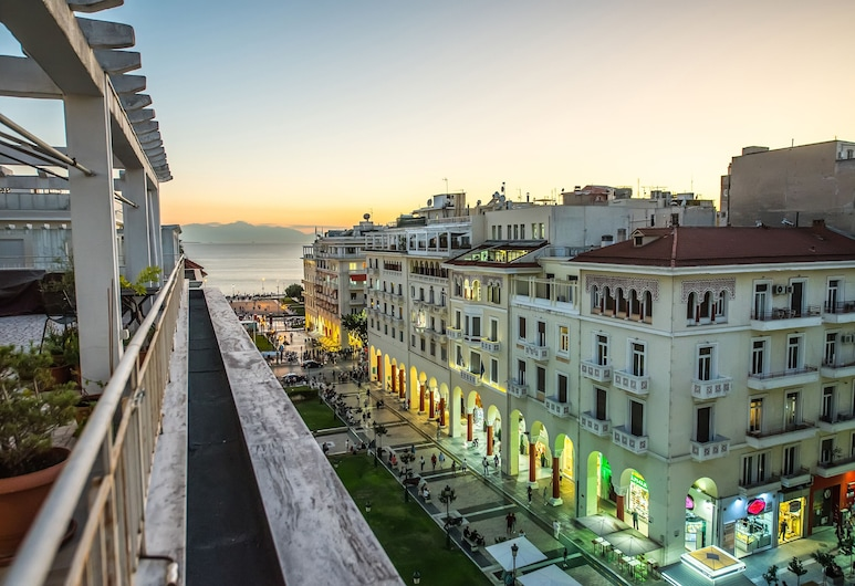 Spacious Aristotelous Penthouse, Thessaloniki