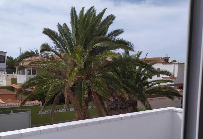The Blue House, Arona, Terraza o patio