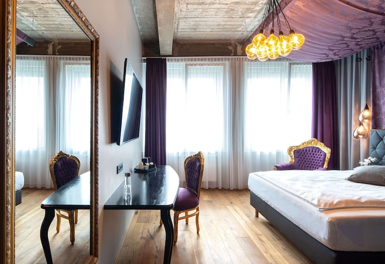 Loftstyle Hotel Hannover, BW Signature Collection, Hannover, Business Room, 1 Katil Ratu (Queen), Bilik Tamu
