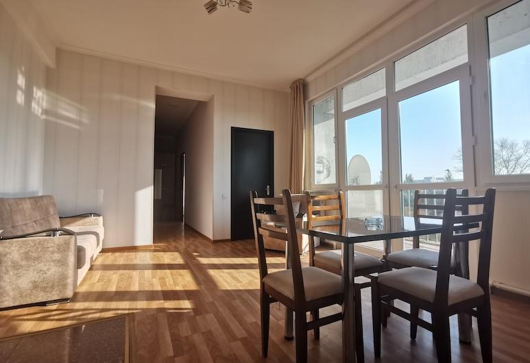Gio Apartments, Tbilisi, Huoneisto, Parveke, Oleskelualue