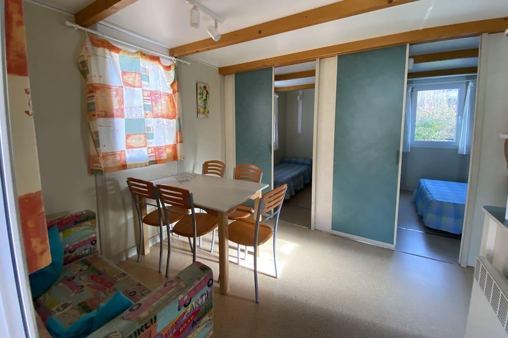 บังกะโล, 2 ห้องนอน - ห้องนั่งเล่น