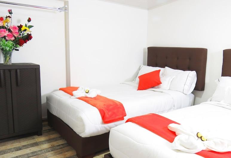 Hotel Casa Roman, Bogotá, Family Room, Guest Room