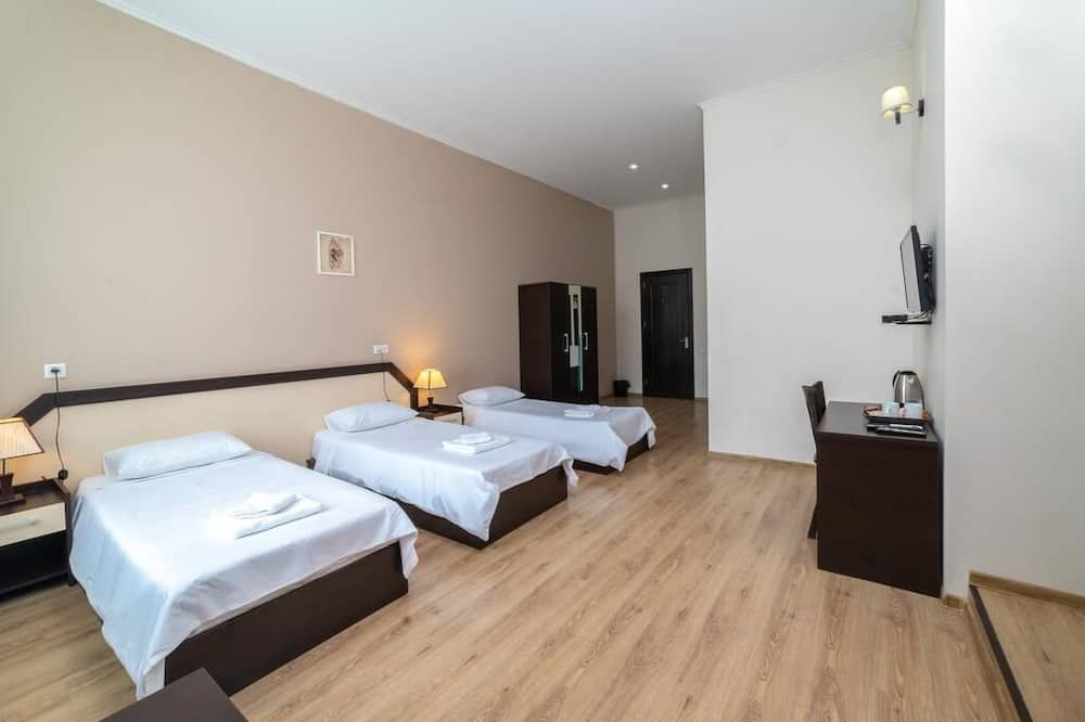 Třílůžkový pokoj typu Comfort - Pokoj
