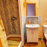 經濟雙人房 - 浴室洗手盤