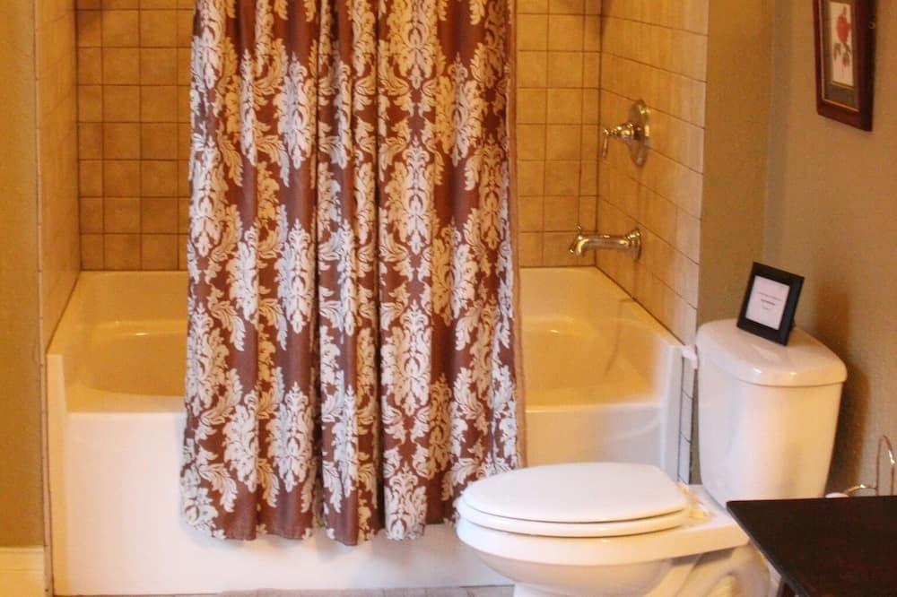 スタンダード ルーム 1 ベッドルーム 禁煙 (Tranquility, Ground Floor) - バスルーム