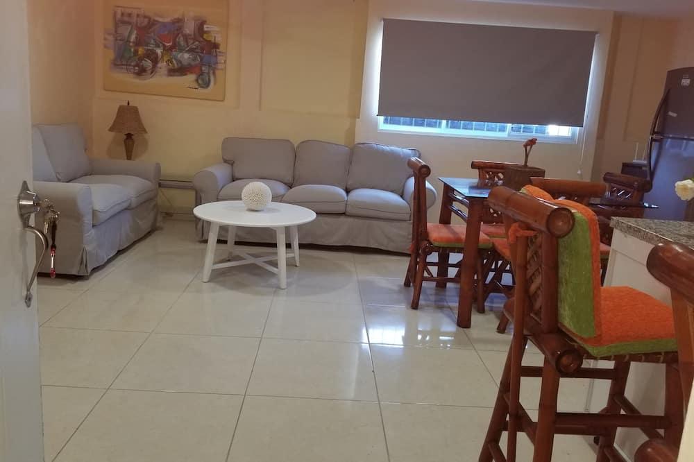 クラシック アパートメント - リビング ルーム