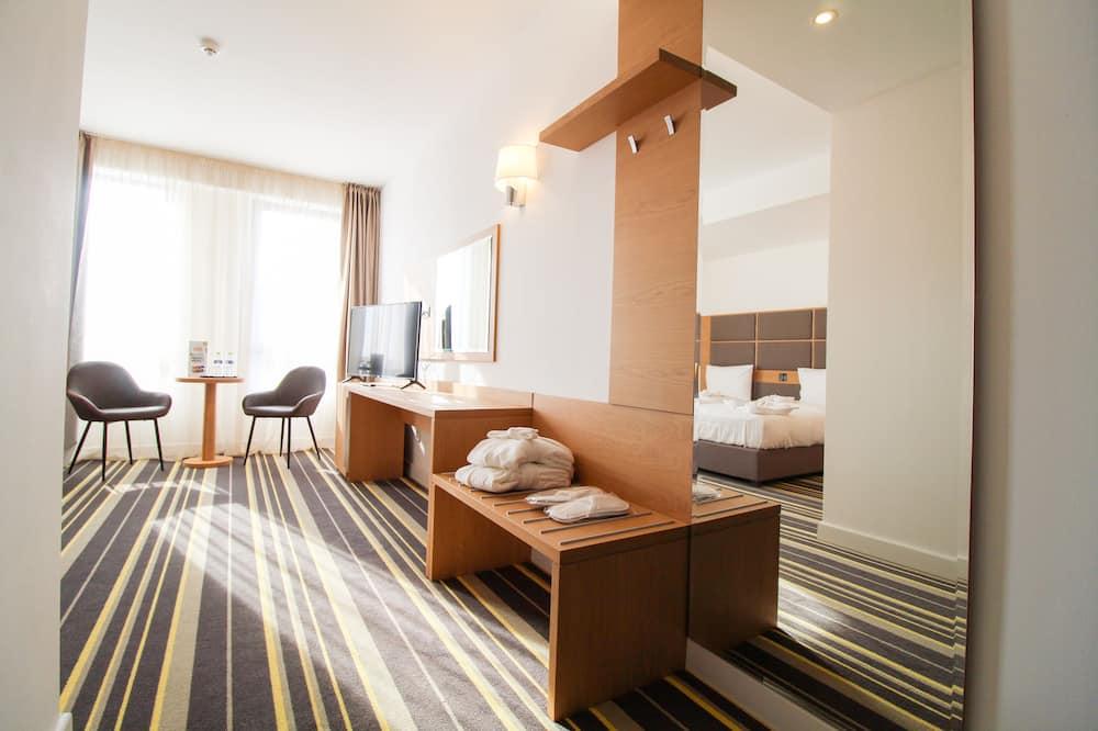 Pokój z 2 pojedynczymi łóżkami typu Deluxe - Pokój