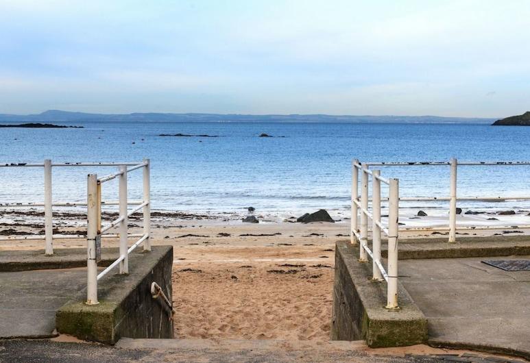Seabreeze, North Berwick, Apartamento, várias camas, Praia