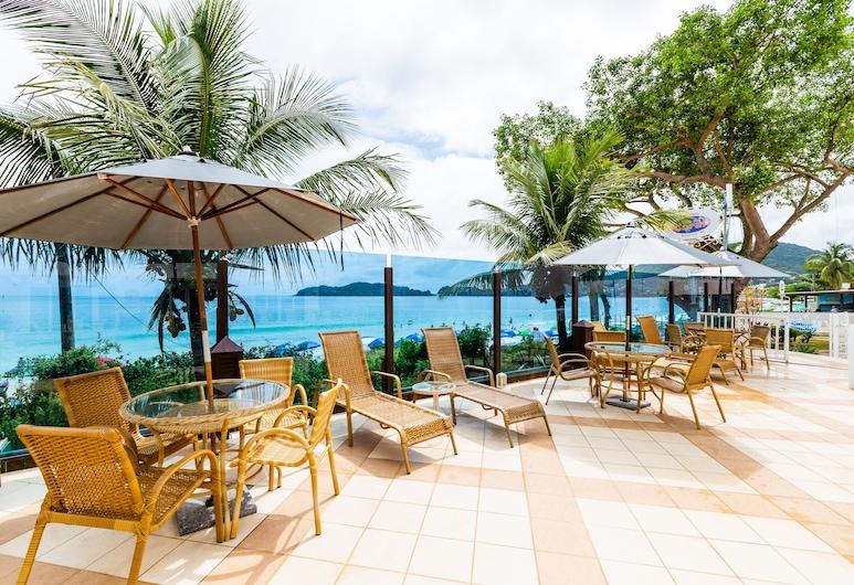 Pousada Vila do Coral, Bombinhas, Bar Tepi Kolam