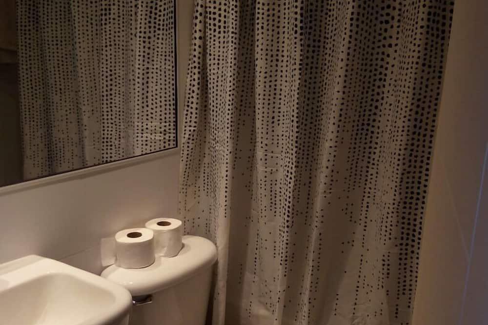 Familienapartment, 3Schlafzimmer - Badezimmer