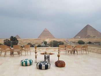 Bild vom Sahara Pyramids Inn in Giza