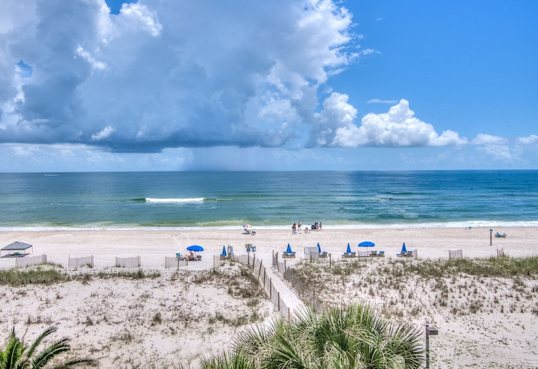 Surf Side Shores 1402 by Bender Vacation Rentals, Gulf Shores, Condo, 2 Bedrooms, Beach