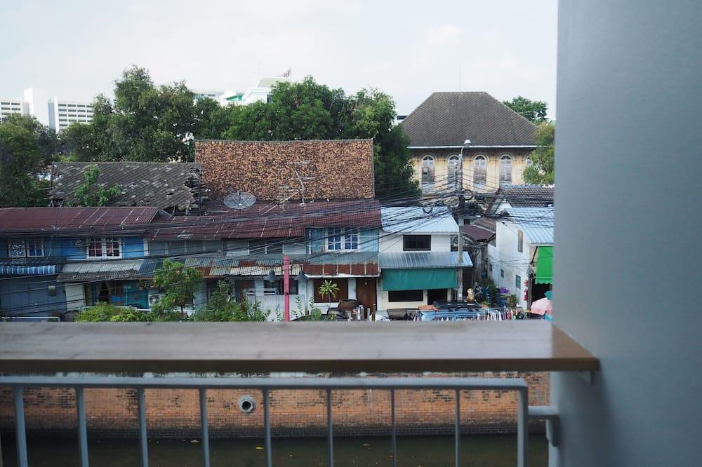 Dvojlôžková izba s panoramatickým výhľadom - Výhľad na vodnú plochu