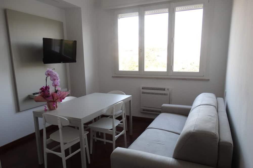 Apartamento, 1 habitación (Teresina) - Zona de estar