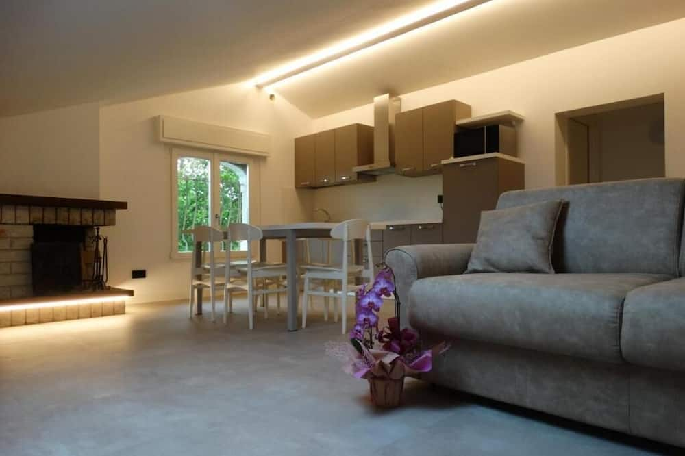 Apartamento ejecutivo, 1 habitación (Amerigo) - Zona de estar