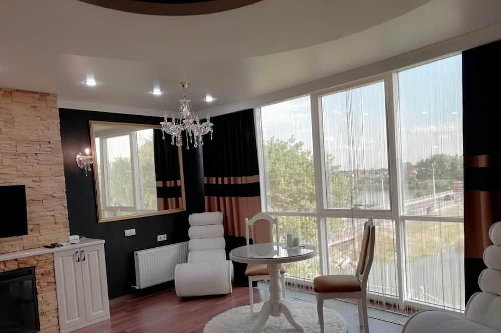 Studio Suite - Ruang Tamu