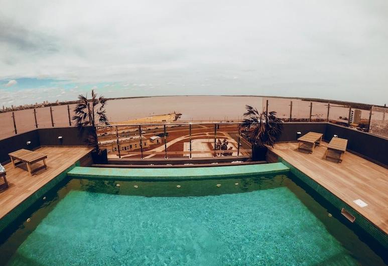 Sun Hotel, Encarnación, Piscine en plein air