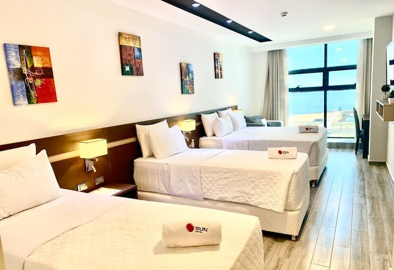 Sun Hotel, Encarnación, Habitación panorámica, Habitación