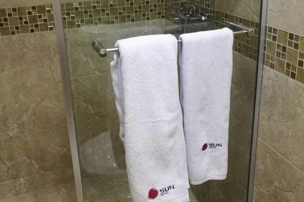ห้องพาโนรามิกสำหรับสี่ท่าน - ห้องน้ำ