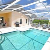 别墅, 4 间卧室 - 游泳池