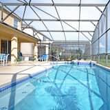 獨棟房屋, 多張床 - 游泳池