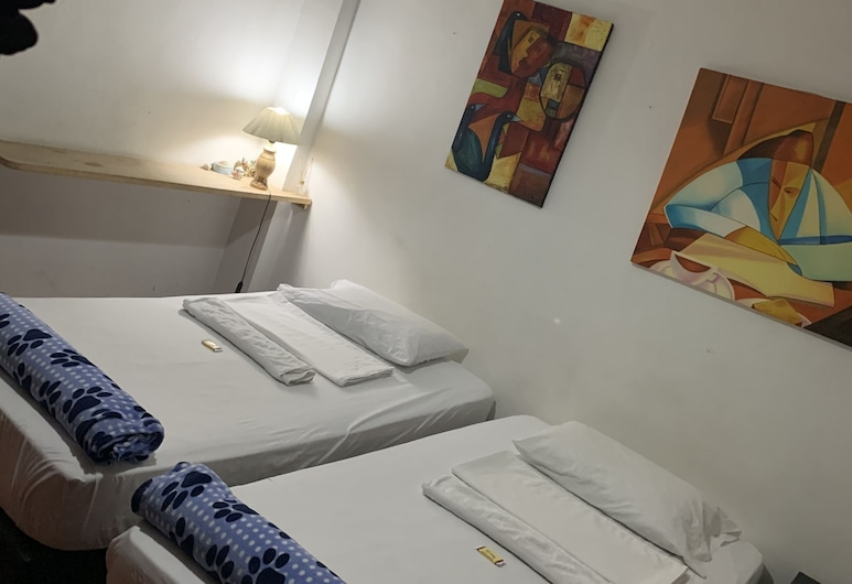 Natural House Hostel, Medellin, Basic Twin Room, Guest Room