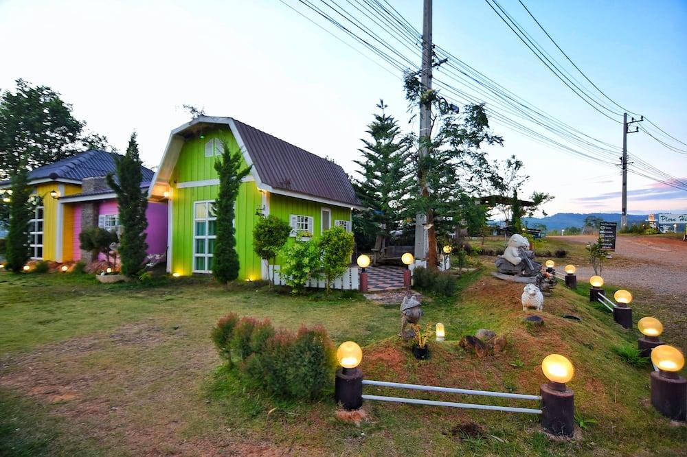 Standard House - Pemandangan Taman