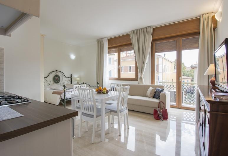 Il Mughetto, Bologna, Studio apartman, Soba za goste